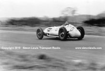 Mercedes Benz W154 Richard Seaman 1938 Donington (a)